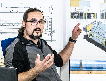 Fritz Automation – Galerie Plan